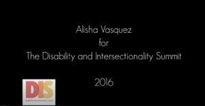 Alisha Vasquez - (dis)Ability, Capitalism, and Nation-States